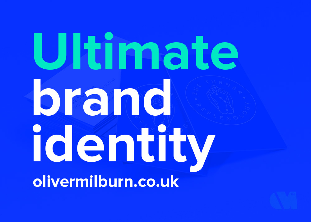 The ultimate brand identity design package by Oliver Milburn