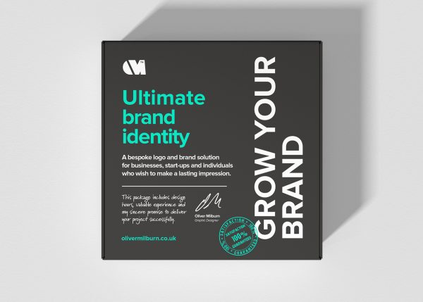 The ultimate Brand Identity presentation design package by Oliver Milburn